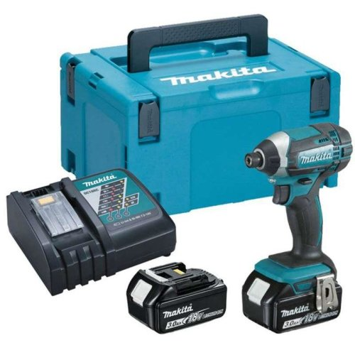 Makita DTD152RFE 18v Impact Driver with 2 x 3.0ah Batteries