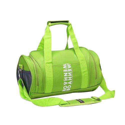 Practical Sport Fitness Package New Design Travel Bag[Green]