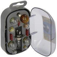 Ring Automotive Universal Auto Bulb Kit for H7 Headlight Bulbs