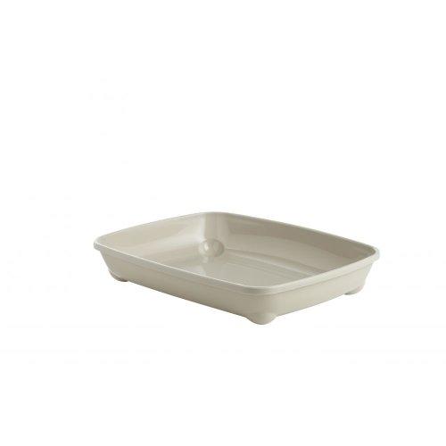 Cat Litter Tray Warm Grey (37cm)