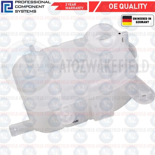FOR VAUXHALL MOKKA CHEVROLET TRAX COOLANT EXPANSION TANK RESERVOIR 95201979