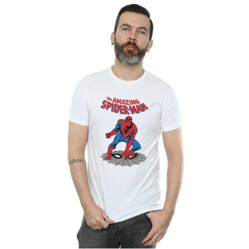Marvel Men's The Amazing Spider-Man T-Shirt