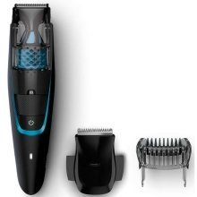 Philips Series 7000 Beard and Stubble Trimmer with Integrated Vacuum System
