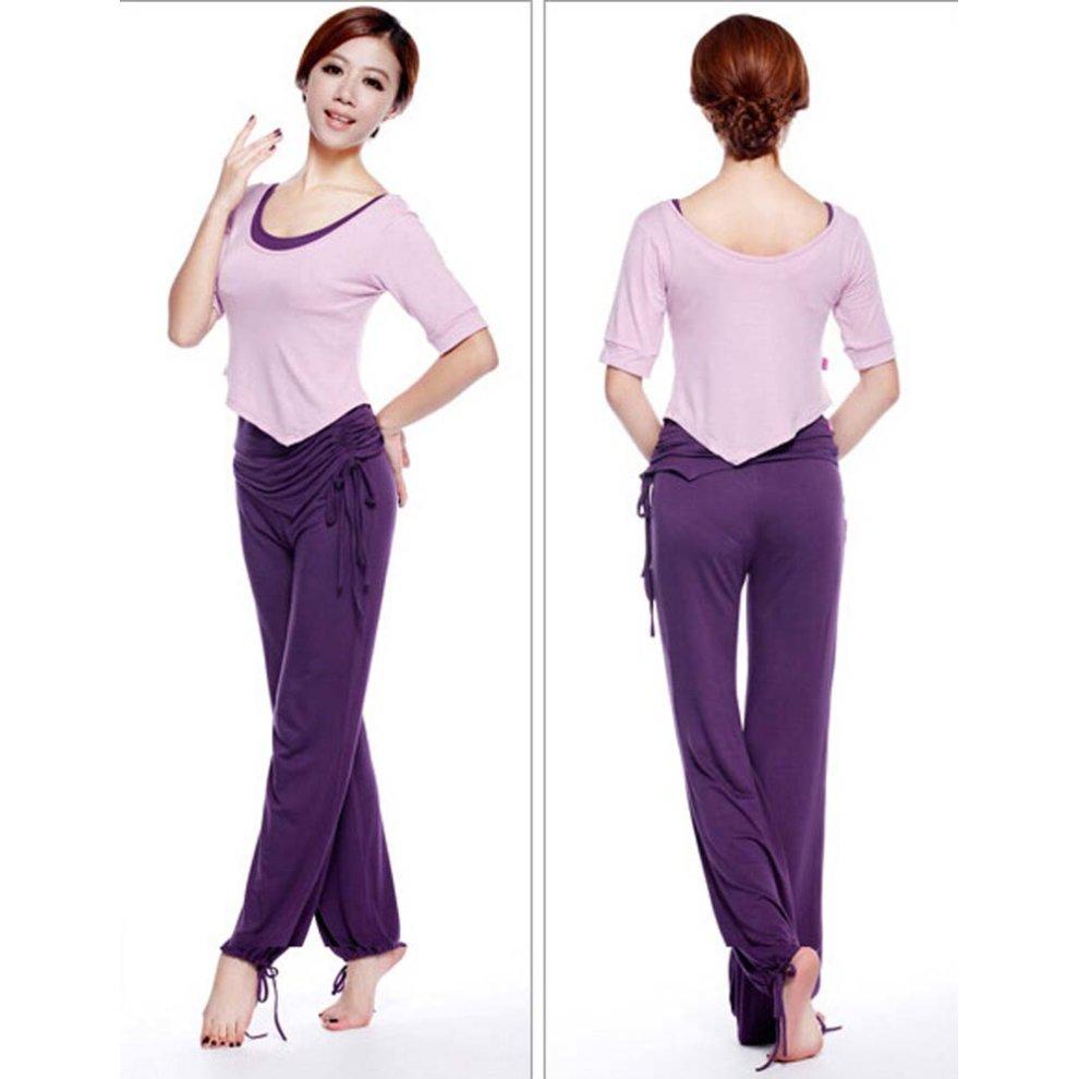 00e5a8aebc6e ... Womens Workout Clothes Yoga Cloth Set 3 Pieces Fitness Gym Clothes  Dance Outfit - 1. >