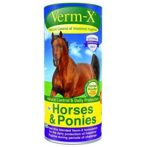 Verm-x Powder For Horses 80g