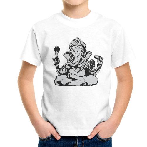 Ganesh Hindu God Kid's T-Shirt
