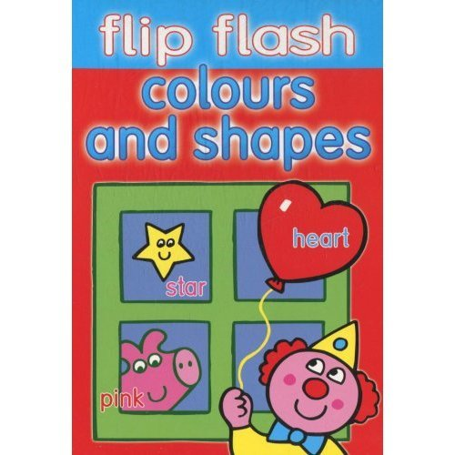 Colours and Shapes (Flip Flash Pads)