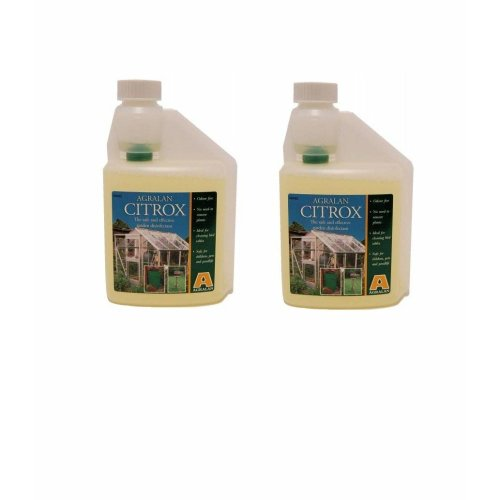 Citrox garden disinfectant twin pack
