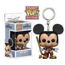 Funko Pocket POP! Kingdom Hearts: Mickey - Disney Vinyl Keychain Figure