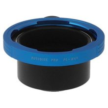 Fotodiox Pro Lens Mount Adapter - Arri PL (Positive Lock) Mount Lens Micro Four Thirds (MFT, M4/3) Mount Mirrorless Camera Body