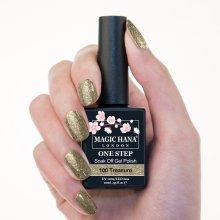 Magic Hana One Step UV LED Gel Polish Golden?100 Treasure