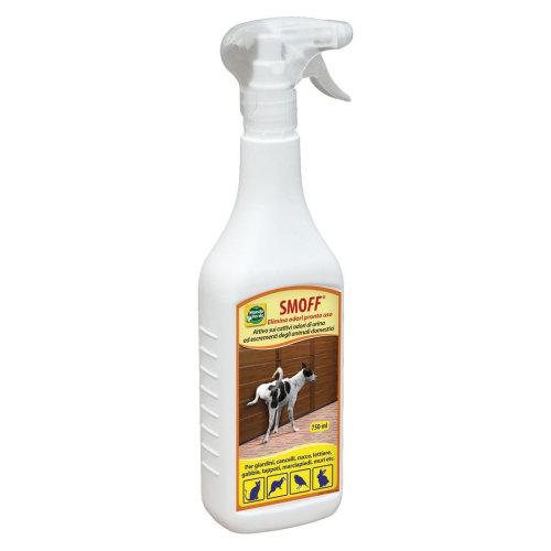 SMOFF eliminates bad odor/smells of urine 750 ml