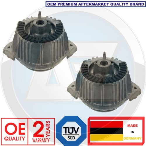 for MERCEDES CLS C E CLASS W204 S204 C218 W212 X2 HYDRO ENGINE MOUNTINGS MOUNTS