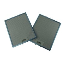 2 x Howdens Universal 320 x 260 mm Metal Cooker Hood GREASE FILTER