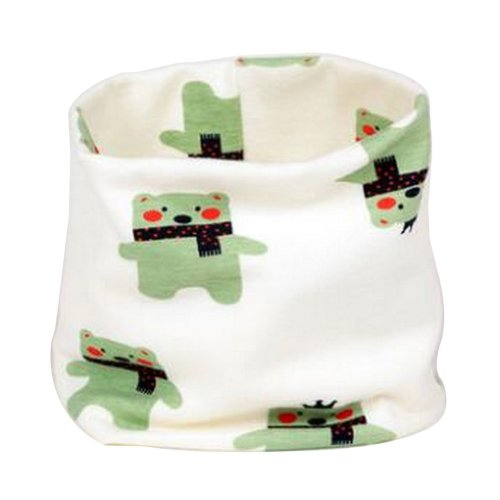 Baby's Scarf Cute Toddler Scarf  for Baby Unisex Suitable for 0-3 Years [A]