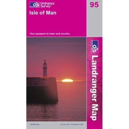 Isle of Man (Landranger Maps)