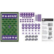 Kansas State University - Wildcats Checkers Game
