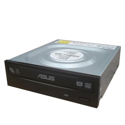 ASUS Internal OEM DVD Re-Writer Optical Drive Dual Layer SATA 24X Black DRW-24D5MT