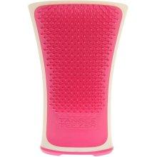 Tangle Teezer Aqua Splash Hairbrush, Pink Shrimp