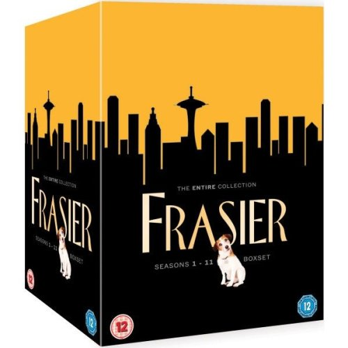 Frasier - Series 1-11 - Complete