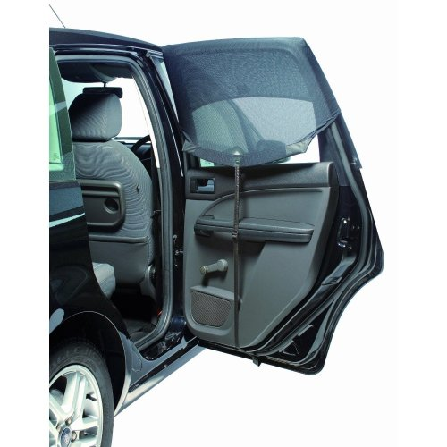Outlook Auto Shade Rounded Car Window Shade 2 Pack