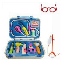 Learning Toys Pretend & Play Doctor Set Kids Portable Medical Kit Toys