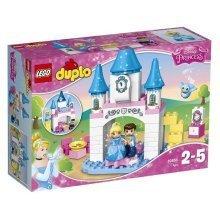 10855 Cinderella's Magical Castle Building Set