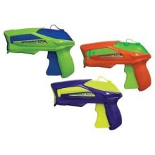SwimWays Flood Force Stryker Water Gun / Water Pistol 3 Pack (Colours May Vary)