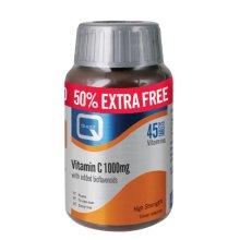 Quest  Vitamin C 1000Mg - Extra Fill 30 15s