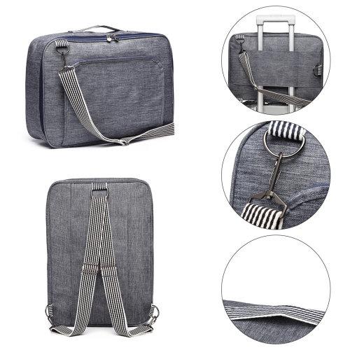 Kono Multi-Functional Cross Body Backpack Hand Luggage