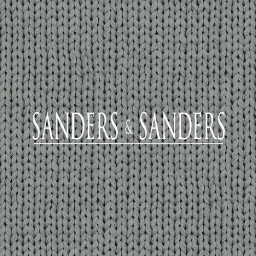 wallpaper knitted gray - 935242 - from Sanders & Sanders