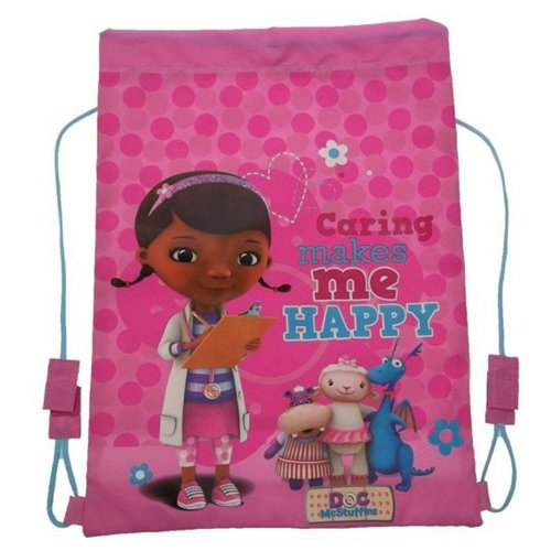 Doc Mcstuffins Trainer Bag
