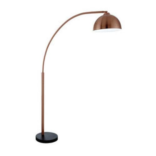 Floor Lamp In Copper