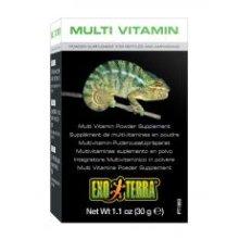 Exo Terra Multi Vitamin Powder Supplement 30g