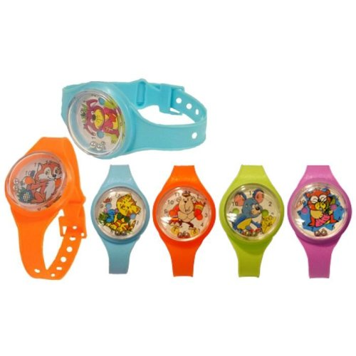 6 Puzzle Watches