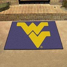 Fan Mats West Virginia University All-Star Mat
