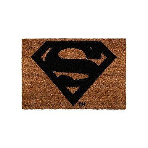 Officially licensed DC COMICS Superman Logo Door Mat (GP85023)