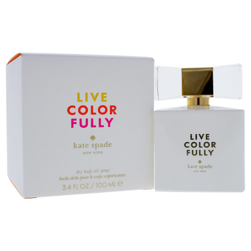 Kate Spade Live Colorfully Dry Oil - 3.4 oz Body Oil