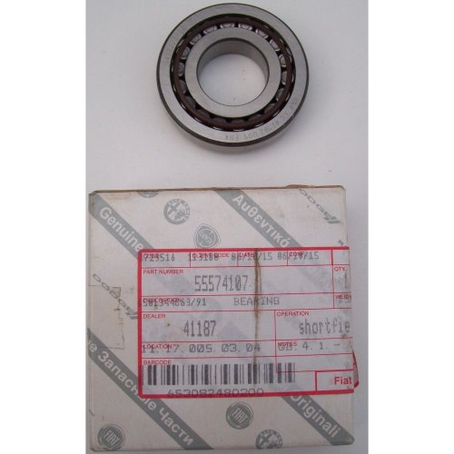 Alfa Romeo 159 Genuine New Gear Shaft Roller Bearing 55574107