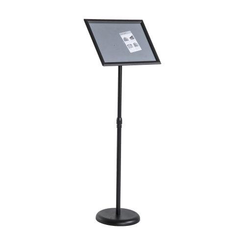 Homcom A3 Display Stand | A3 Snap Frame Poster Holder