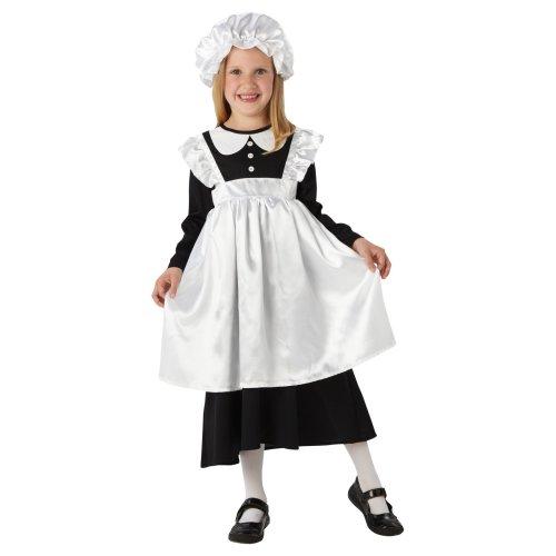 (Medium) Kids Victorian Maid Costume