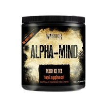 Warrior Alpha Mind Peach Ice Tea