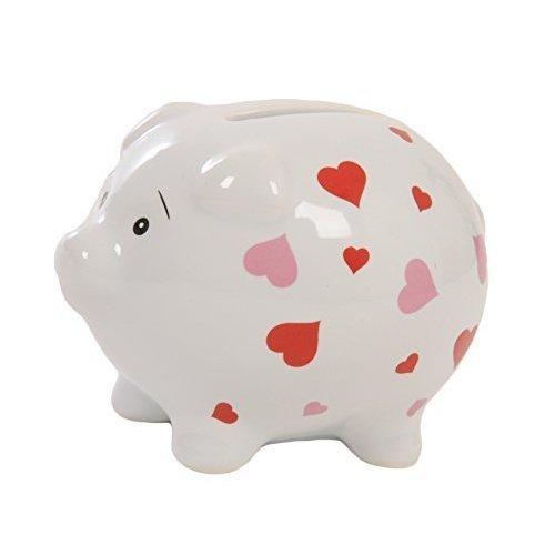 Heart Piggy Bank - Suki Gifts -  suki gifts heart piggy bank