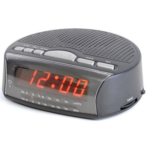 Lloytron Daybreak Alarm Clock Radio (J2006BK)