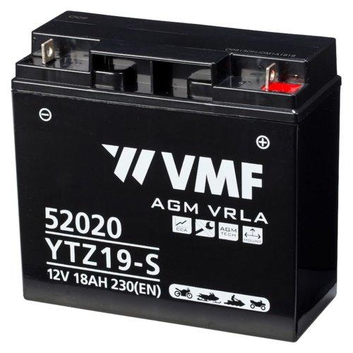 VMF Powersport AGM Battery 12 V 18 Ah FA YTZ19-S