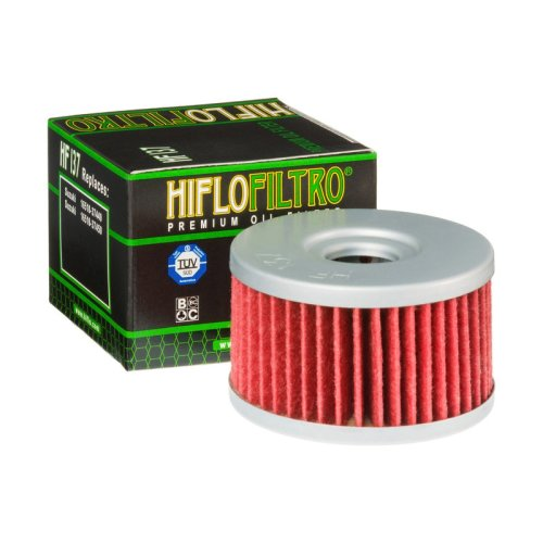 HiFlo Filtro oil filter HF137 Suzuki DR 500 600 650 750 800 LS Savage