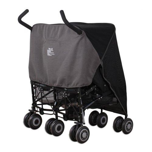Koo-di Pack-it Sun & Sleep Stroller Shade Double