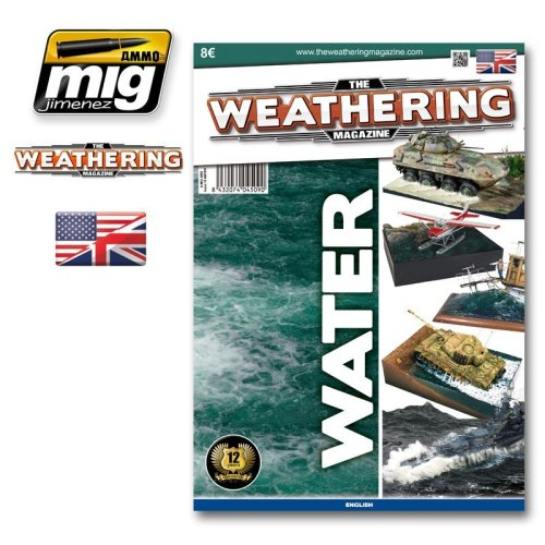 Weathering Magazine - Issue 10. Water