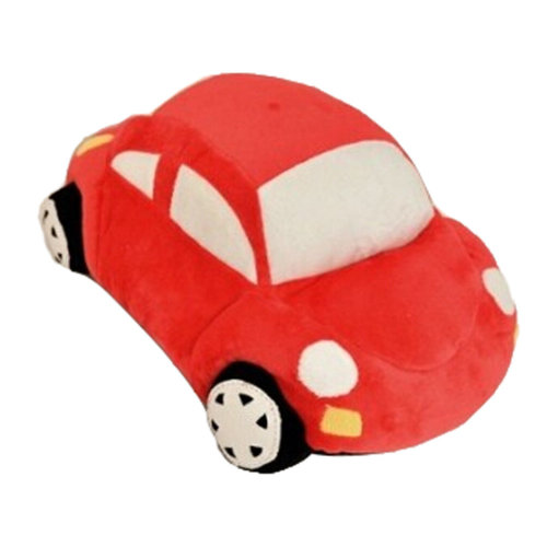 Creative Car Plush Toy Soft Toy Kids Toys 33CM Length ,Red