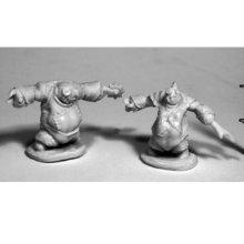 Reaper Miniatures Bones 77500 Lesser Stitch Golems (2)